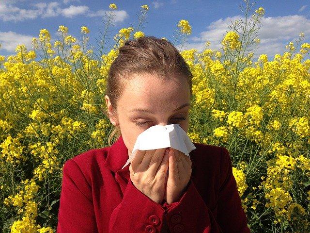 suplementy diety na alergię