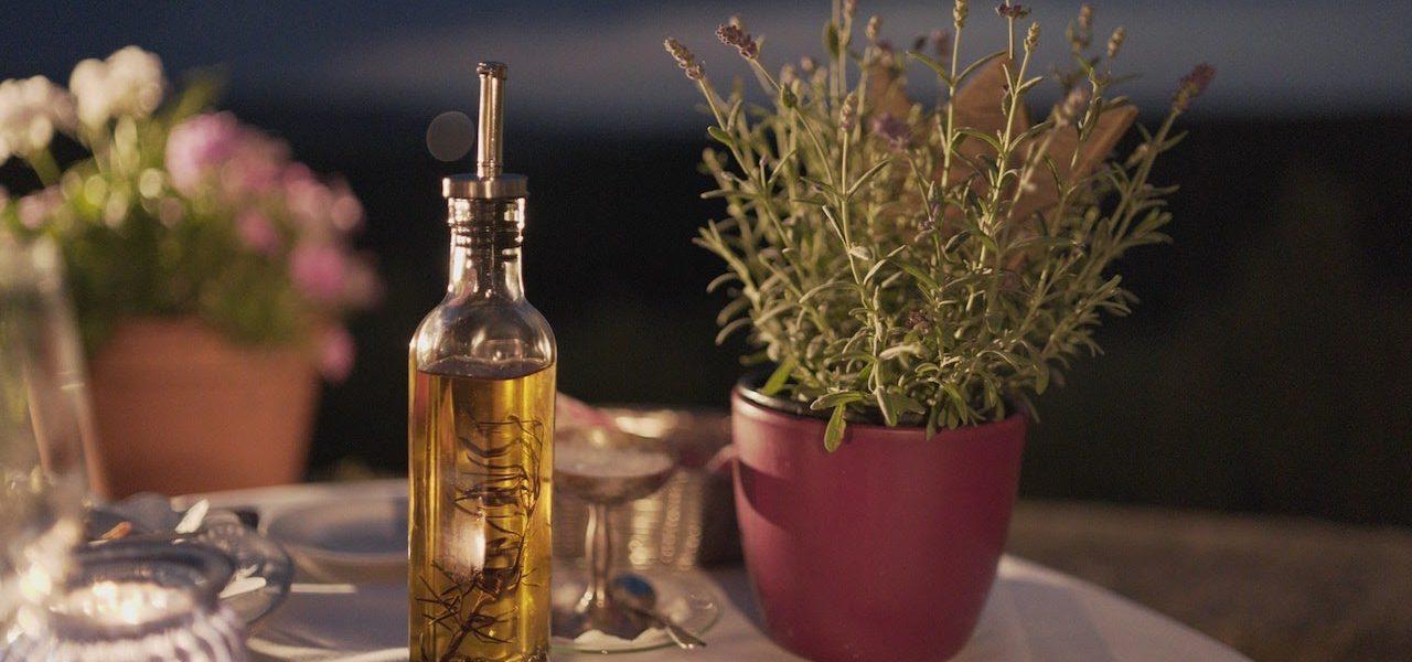 Jaką butelkę na oliwę